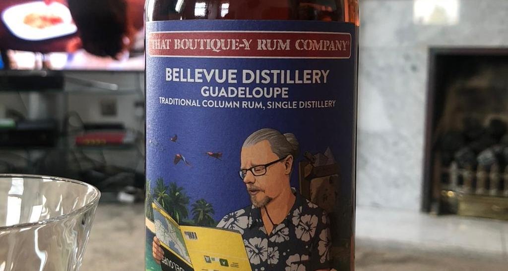 That Boutique-y Rum Company: BellevueDistillery