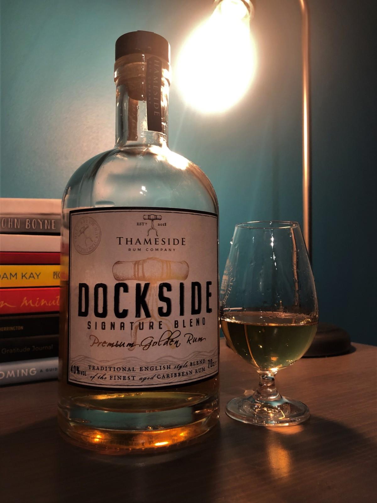 Thameside Rum Company: Dockside SignatureBlend
